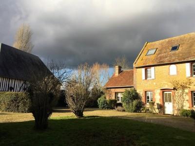 Maison à vendre proche de Deauville
