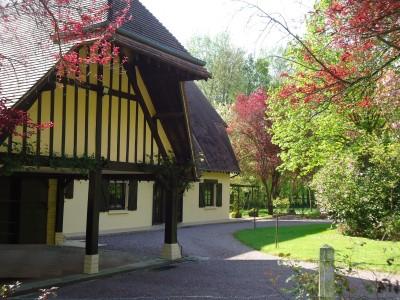 vente maison de charme Lisieux et Pont l'Evêque