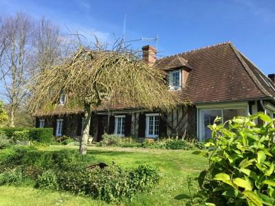 MAISON A VENDRE A PONT-L'EVEQUE, Agence immobilière Terres et Demeures de Normandie de Lisieux