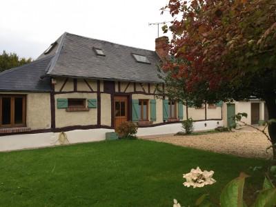 maison à vendre à Lyons-la-Forêt, agence Terres et Demeures de Normandie
