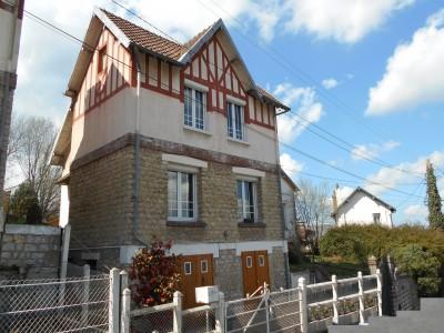 maison à vendre Lisieux, agence immobilière Terres et Demeures de Normandie
