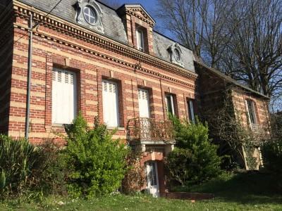 Maison à vendre LYONS LA FORET, Agence immobilière Terres et Demeures de Normandie