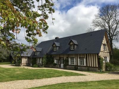 Maison à vendre Cormeilles 27, Agence immobilière Terres et Demeures de Normandie de Lisieux