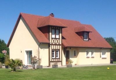 Maison normande proche de pont l 39 eveque terres et for Garage ad pont l eveque