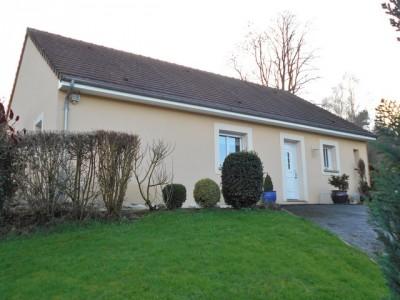 MAISON A VENDRE PROCHE PONT L'EVEQUE, Agence immobilière Terres et Demeures de Normandie de Lisieux