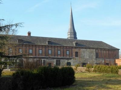 MAISON A VENDRE LYONS LA FORET, Agence immobilière Terres et Demeures de Normandie LISIEUX