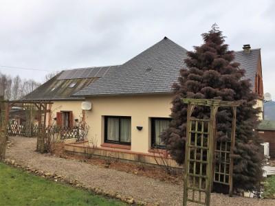 maison a vendre Orbec, Agence immobilière Terres et Demeures de Normandie de Lisieux