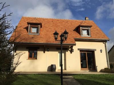 maison à vendre 4 chambres près de Pont-l'Evêque, Agence immobilière Terres et Demeures de Normandie de Lisieux