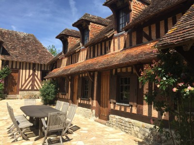 Belles propriétés à vendre, Agence immobilière Terres et Demeures de Normandie
