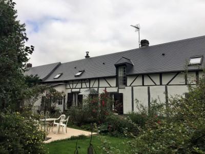 MAISON A VENDRE LYONS-LA-FORÊT , Agence immobilière Terres et Demeures de Normandie