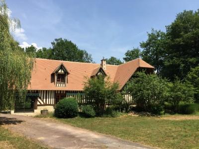 maison normande à vendre, Agence immobilière Terres et Demeures de Normandie