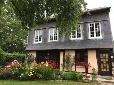 Maison à vendre à Lyons-la-Forêt, agence immobilière Terres et Demeures de Normandie de Lisieux