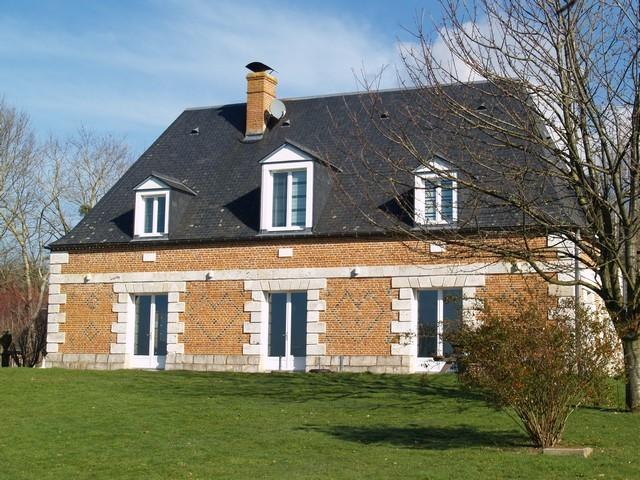Propriete normande a vendre normandie region for Restauration maison normande