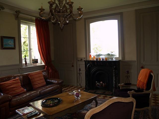 Maison de maitre a vendre normandie calvados aux portes de deauville terres et - Porte occasion maison ...