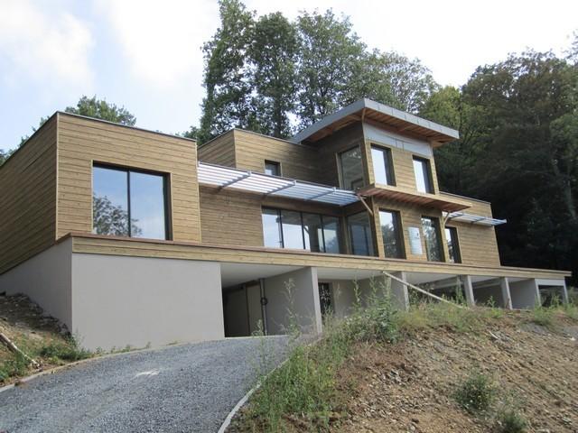Nos Biens A Deauville Honfleur Et Cabourg Maison D 39 Architecte A Vendre Normandie Calvados