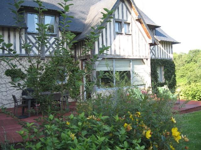 maison contemporaine a vendre normandie calvados a 10 mn d honfleur terres et demeures. Black Bedroom Furniture Sets. Home Design Ideas